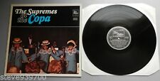 The Supremes - At The Copa UK 1982 Tamla Motown LP