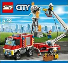 LEGO - 60111 - CITY - LE CAMION D'INTERVENTION DES POMPIERS