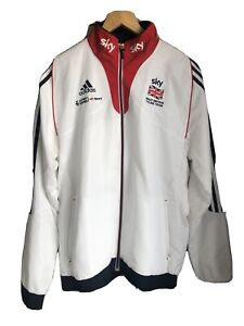 Adidas Great Britain Cycling Track Top GB
