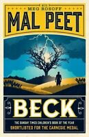 Beck, Rosoff, Meg, Peet, Mal, New, Book