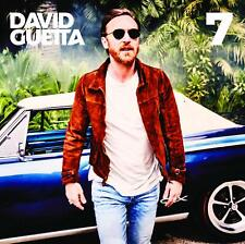 DAVID GUETTA 7 (2018) 27-track 2-CD album NEW/SEALED Jack Back Justin Bieber