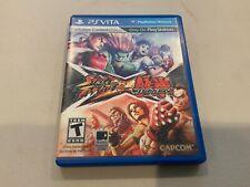 Street Fighter X Tekken (Sony Playstation Vita / PS Vita ) Tested