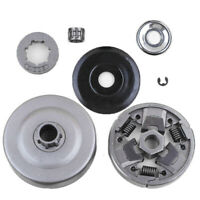 Clutch Drum Washer Rim Sprocket Kit For Stihl 026 MS260 024 MS240 Chainsaw
