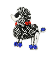 3DCrystal Sheep Charm Snap Button Fit For Noosa Necklace/Bracelet NSKZ123