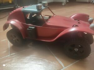 "TAMIYA DT-02 HOLIDAY BUGGY FULL OPTIONAL ""2010"" CARREGGIATA MODIFICATA"