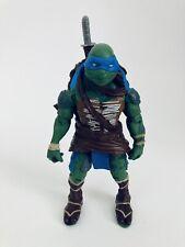 TMNT Leonardo Movie Action Figure Teenage Mutant Ninja Turtles 2014 Playmates