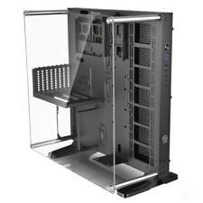 Thermaltake Gehäuse Core P5 ATX Midi Tower PC Case Wandgehäuse in Schwarz NEU