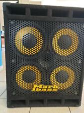 """MarkBass STD 104 HF CASSA PER BASSO 4x10"""" 800W  su 8 Ohm"""