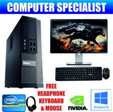 PC de bureau Windows 10, édition familiale premium 16 Go