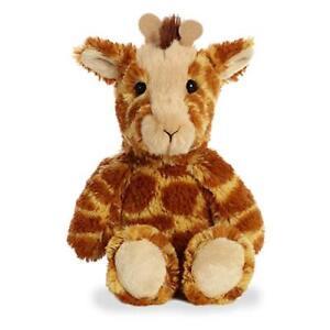 Aurora Cuddly Friends 8 inch Giraffe - Soft Cute Plush Toy - Collectible Animal
