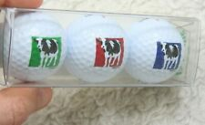 New Spalding 1 White Golf Balls 3 Pack In Box Enjoylife 1998 Special Occasion
