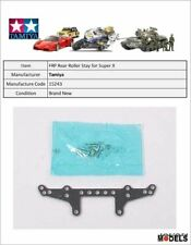 Mini 4wd FRP REAR ROLLER STAY FOR SUPER X CHASSIS Tamiya 15243 New Nuovo