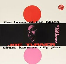 Big Joe Turner - Boss of the Blues [New Vinyl LP] 180 Gram, Mono Sound