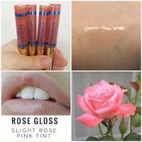 💋Lipsense ROSE Lip Gloss💋 By Senegense 💖FREE LIP SCRUB SAMPLE💖