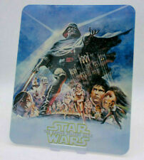 STAR WARS 5 Empire Strikes Back - Bluray Steelbook Magnet Cover (NOT LENTICULAR)