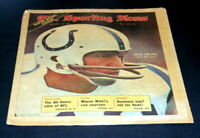 THE SPORTING NEWS COMPLETE NEWSPAPER JANUARY 16 1971 JOHNNY UNITAS