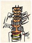 Wifredo Lam original lithograph 56109