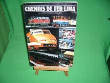 Catalogue HO lima 1980-1981