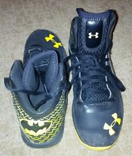 Under Armour Batman Shoes Size 13 Youth