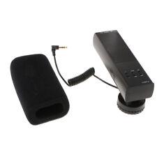 MIC-03 3.5mm Micro DV Microphone Stéréo pour Canon Nikon Caméra