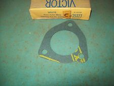 1950-1953 Willys Water Outlet Elbow Thermostat Housing Gasket NOS Victor 25327