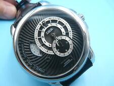 New Old Stock T.W.S. Avenir Jumbo 47mm Date 22 Jewels Automatic Auto Watch