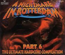 NIGHTMARE IN ROTTERDAM 6 = Elstak/Isaac/Dee/Neophyte...=2CD= HARDCORE GABBER !!