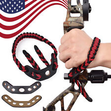 Compound Bow Rope Strap Bow Wrist Sling Hunting Shooting Archery Accessories