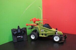 Hasbro 1987 G.I.JOE GI Joe Crossfire Remote Control Vehicle TESTED WORKS