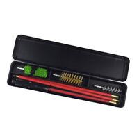 3pcs 12GA Barrel Shotgun Cleaning Brush Pipe Clean Kit Hunting Rifle Outdoor