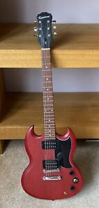 Epiphone SG Special VE Vintage Edition - Cherry