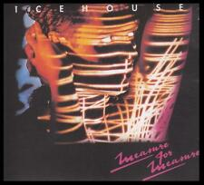 ICEHOUSE - MEASURE FOR MEASURE D/Rem CD w/BONUS Trax! ~ IVA DAVIES 80's *NEW*
