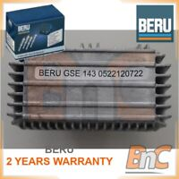 BERU GLOW PLUG SYSTEM CONTROL UNIT VAUXHALL OPEL OEM GSE143 6235303