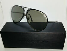SPECIAL EDITION Authentic PORSCHE DESIGN Titanium Pilot Sunglasses P 8478 40 Y