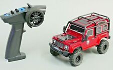 RC 1/24 Micro Land Rover DEFENDER 90 Rock Crawler 4X4 Truck*RTR*