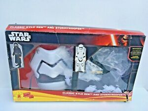 Official disguise Rubie's-Star Wars-pack of 2 Kylo Ren and Stormtrooper New