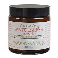 120 ml Jar of Wintergreen Ointment - Relieves pain, muscle aches, arthritis.