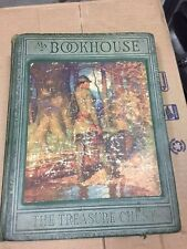 My Bookhouse The Treasure Chest Olive Beaupré Miller 1920- HARDCOVER - NICE -91A
