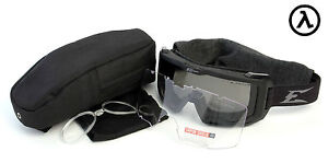 EDGE TACTICAL EYEWEAR BLIZZARD GOGGLE with LENS KIT - HB611