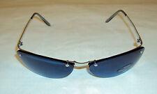 "Sunglasses UV400 ""Calypso"" Unisex SG5,Oval Blue Tint Lenses,100% UV400 ~  NEW"