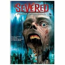 Severed: Forest of the Dead (DVD, 2009) Paul Campbell, Sarah Lind  NEW