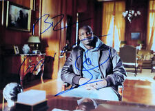 Omar Sy signed Olivier Nakache & Toledano's The Intouchables 8x10 photo