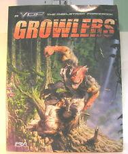 Vor- Growlers Forcebook