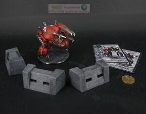 RACKHAM AT-43 Hekat Golgoth Therian Unit Box Miniature Game Figure THC102