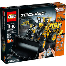Lego Technic Set 42030 Volvo L350F Wheel Loader - Brand New 1st Class Delivery