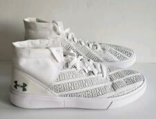 Under Armour Kids Shoes Size 7Y Youth Boys Color White