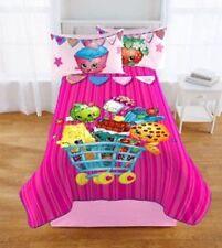 X Large Soft Mink Blanket Fleece Fabric 1.6x2.3 Meter Shopkins Hot Pink