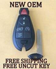 NEW OEM JEEP COMMANDER GRAND CHEROKEE KEYLESS REMOTE FOB FOBIK IYZ-C01C 68066842
