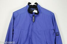 SIERRA DESIGNS Pullover Half Zip Water Resistant Shell Jacket -Blue -W's Medium