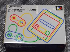 SALE NINTENDO SUPER FAMICOM CONSOLE SYSTEM UNUSED RARE